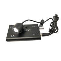 Headlight Headlamp 3W LED Head Light Dental Headlight Headlamp Rechargeable Battery for Loupe