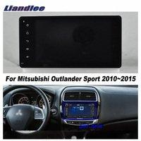 سيارة الروبوت سيارة GPS لميتسوبيشي أوتلاندر سبورت 2010-2020 راديو CD مشغل DVD GPS خرائط نافي HD التي تعمل باللمس ستيريو وسائل الإعلام TV KHhC #