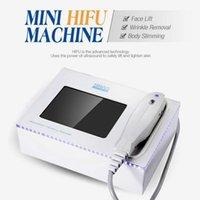 Yaşlanma Karşıtı Kırışıklık Karşıtı Güzellik Makinesi Açık Satış Sıkma Sistemi Rf Radyo Frekansı Yüz Germe Skin Soğutma ile Yeni Teknoloji Cryo HIFU