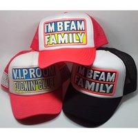 색상 조정 나이트 글로우 야외 모자와 뜨거운 판매 도매 ED 발광 자수 trucket 모자 5 패널 메쉬 모자