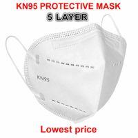 DHL FedEx Livraison Gratuite! CITTOP KN95 Masque Adulte anti-brouillard et masque de visage influenza kn95 en stock!