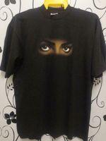 90. Es cierto que la vendimia Michael Jackson Dangerous World Tour 1992 camiseta talla L NWT ssaV #