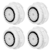 4PCS Replacement Borste Heads Facial Cleansing Brushes för känslig MIA 1 2 3 (ARIA) Smart Profile Alpha Fit Plus Sonic Radian