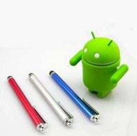 Uniiversal Pantalla Capacitiva Teléfono Móvil Stylus Pen Touch Pen Para Tablet PC Can Imprimir Logo Barco por Train Precio Barato