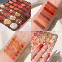 nuovo trucco gamma di colori di bellezza smaltata Color Studio 35 colori Eye Shadow opaca e shimmer cosmesi Eye Shadow Palette DHL Shippi