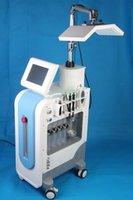 7 In1 Hydra DermaBrasion Alma Diame Microdermabrasion Machine Macygen Jet Peel Bio Микротоковая кожа скруббер PDT Светодиодная световая терапия уход за кожей