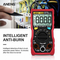 Aneng V03B LCD Analog Digital-Multimeter Tester 4000 Counts multimetro esr Meter Multimeter automatische Abschaltung Auto Meter UV9C #