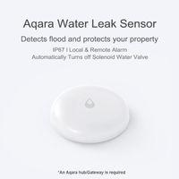 Youpin الأصل Aqara المياه غمر الاستشعار الفيضانات تسرب المياه الكاشف للماء التطبيقات الذكية التحكم عن بعد الذكية الأمن الرئيسية 3002258