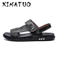 Summer Outdoor Sandals Hot Sale Non Slip Comfortable Man San...