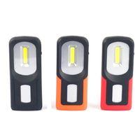 휴대용 초 롱 5W LED 작업 조명 COB 작업등 램프 미니 werklamp 작업 sos 빨간색 USB 자석으로 충전식