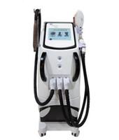 360 إزالة الشعر المغناطيسي جودة عالية المهنية إزالة الشعر ipl shr آلة / ipl shr opt آلة / الليزر + RF + إزالة الشعر بيكو