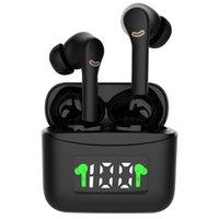 J5 TWS Bluetooth 5.2 наушники 3D стерео звук наушники Спорт Беспроводные наушники Двойной микрофон с зарядки Box для сотового телефона