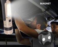 Lanterne portatili ad alta potenza ricaricabile portatile portatile palmare searchight L2 tattico luce magnete campeggio