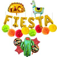Mexican Party Decorations Birthday Party Supplies Decor Fies...