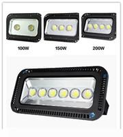 High Power 100W 150W 200W 250W 300W LED di paesaggio del proiettore di illuminazione esterna impermeabile della lavata della parete della luce del traforo della luce di inondazione di CA 85-265V CE UL