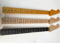 Fabrik Special Sale Linkshänder 6 Saiten E-Gitarren-Hals mit 22 Bünde, drei Arten verfügbar, kann als angefordert anpassen