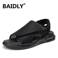 Summer Shoes Men Mesh Sandals Beach Slippers Men Sneakers Outdoor Men's Sandals Zuecos Sandalias Zapatos Hombre