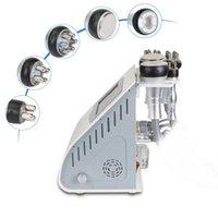 5 1 Vakum Lazer Radyo Frekansı RF 40K Cavi Lipo Zayıflama Ultrasonik Liposuction kavitasyon Makinası İçin Spa 2020 Sıcak produt