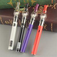 Atomizador de globo de cristal Ugo V2 E Kits de cigarrillos Seco Herb Vape Pen Vaporizador de vaporizador Tanque 510 Hilo con cremallera