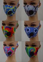 США со задействуя маска для лица с Valve Anti-Загрязнения Спорт Бег Обучение MTB дорожный велосипед Защита от пыли маски