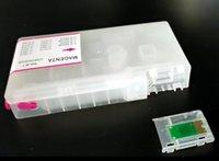 cartucho de tinta HYD Refill T6781-T6784 para Epson WorkForce Pro WP-4011 / WP-4511 / WP-4521 de la impresora, con el arco