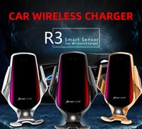 Original R3 Car Wireless Charger 10W Fast Charging Automatic...
