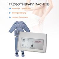 HOT ITERMS Pressothérapie Chauffage Air Air Pression Corps de pression de graisse Minceur Detox Lymphatique Machine pour Salon SPA