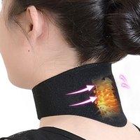التورمالين الرقبة الدعم الحزام المغناطيسي التسخين الذاتي العلاج أحزمة التفاف الرقبة حماية الفرقة عفوية التدفئة الجسم مدلك