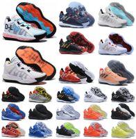 2020 Yeni Damian Lillard VI Süet 6S 6 6 Çin Yeni Yılı Bruce Lee Basketbol Ayakkabı Erkek Ayakkabı Spor Dame Eğitmenler Sneakers 40-46