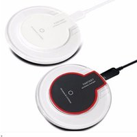 K9 Qi Wireless Charger For Iphone X 8 8Plus Pad Mini Ultra- S...