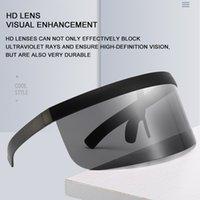 Auf Lager polarisierten Sonnenbrillen Sonnenbrille Erwachsene Unisex Anti lugt Antischaum Schutz im Freien Anti-UV-FY2294 Radfahren