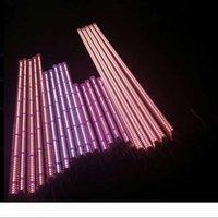 T8 LED crece la planta del LED T8 cubierta luces de espectro completo crece la tienda de efecto invernadero sistema hidropónico de la lámpara para encender la planta del enchufe de la UE de EE.UU.