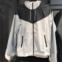Mens Jacken Mantel Herbst Marke Designer Sport Windjacke Thin Casual Jacke Männer Tops Kleidung Oberbekleidung Mäntel Sportswear S-3XL