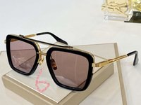 Óculos de Sol Top Quality Moda liga das mulheres dos homens dos óculos de sol do partido Driving Praia eyeglasses MACH Eyewear SETE óculos de titânio puro