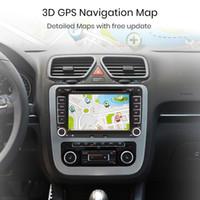 B6 투란 폴로 세단 Tiguan의 제타 안드로이드 DVD 파사트 폭스 바겐 폭스 바겐 골프에 대한 2 소음 자동차 라디오 멀티미디어 플레이어 GPS를을 Freeshipping