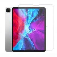 iPad ProのためのタブレットPCスクリーンプロテクター12.9 2020 2018のS7.9プラスのための完全な接着剤クリア強化ガラスフィルム12.9 2018