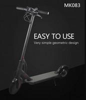 Elektrik ScooterPro Akıllı E Scooter Kaykay Mini Katlanabilir Uçuç Longboard Yetişkin 45km Pil bisiklet