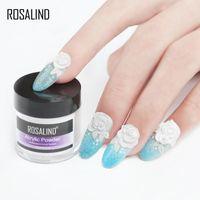 Акриловый порошок поли гель для лака для ногтей для ногтей для ногтей украшения хрустальный маникюр набор набор профессиональные аксессуары для ногтей