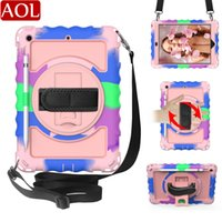 For new iPad air2 Pro 9. 7 10. 2 Pro 11 Shockproof Colorful Hy...