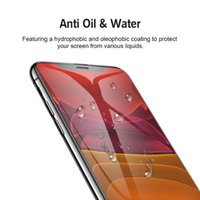9D Cover Tempered Glass Full Glue 9H Screen Protector for iPhone 12 11 Pro Max XS XR X 8 Samsung S20 FE S21 Plus A12 A02S A32 A42 A52 A72 5G