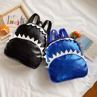 لطيف حقائب أطفال مدرسة طفل كارتون سمك القرش حقيبة الظهر المدرسية رياض الأطفال فتاة بنين حقيبة الظهر للأطفال M200719