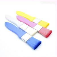 1pcs Plastic Facial Mask Brush Face Mask Makeup Brush DIY Mud Tools Cosmetic for Facial Eye Body