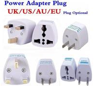 Universal UK UE AU CN para US Adapter EUA Carregador de viagem da UE Adaptador AC Plug Power Converter Free DHL