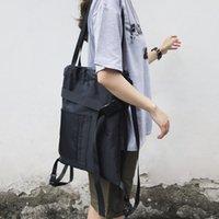 Viaggi con coulisse tasca sacchetto di nylon Sport Bag Uomini e Donne Neutral spalla portatile