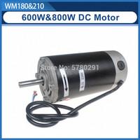 WM180VWM210V Mini torna Aksesuarlar tMkQ # için 600W800W 220V DC Fırça Motor
