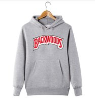 2020 Kış Sonbahar Backwoods Hoodie Siyah Beyaz Gri Hoodi Backwoods Uzun Kollu Hip Hop Sweatshirt Boyut S-4XL fdgd