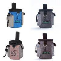 مشبك شنقا حزام الكلب علاج الحقائب حقيبة المعصم الغذاء الأكياس جيوب جرو باو المنظم منتجات تدريب الحيوانات الأليفة القط الحيوانات 9QS C2
