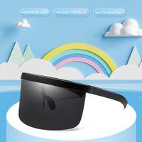 في الاطفال الأسهم ركوب الدراجات النظارات الشمسية المضادة الواقية يسترق النظر المضادة رغوة في الهواء الطلق المضادة للأشعة فوق البنفسجية العين FY2298 حماية الدرع