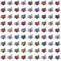 DHL Spedizione gratuita 2020 Nuovo Designer Face Mask Magic Sciarf Masks Maschera antipolvere Polvere Maschera da baseball Maschere PM2.5 La maschera può essere miscelata ordinata