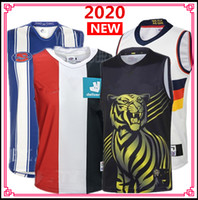 2020 tüm AFL forması Carlton Blues Richmond Tigers Adelaide Crows KUZEY Melbourne Kangaroos ST KILDA Saints tekli Adelaide Crows gömlek